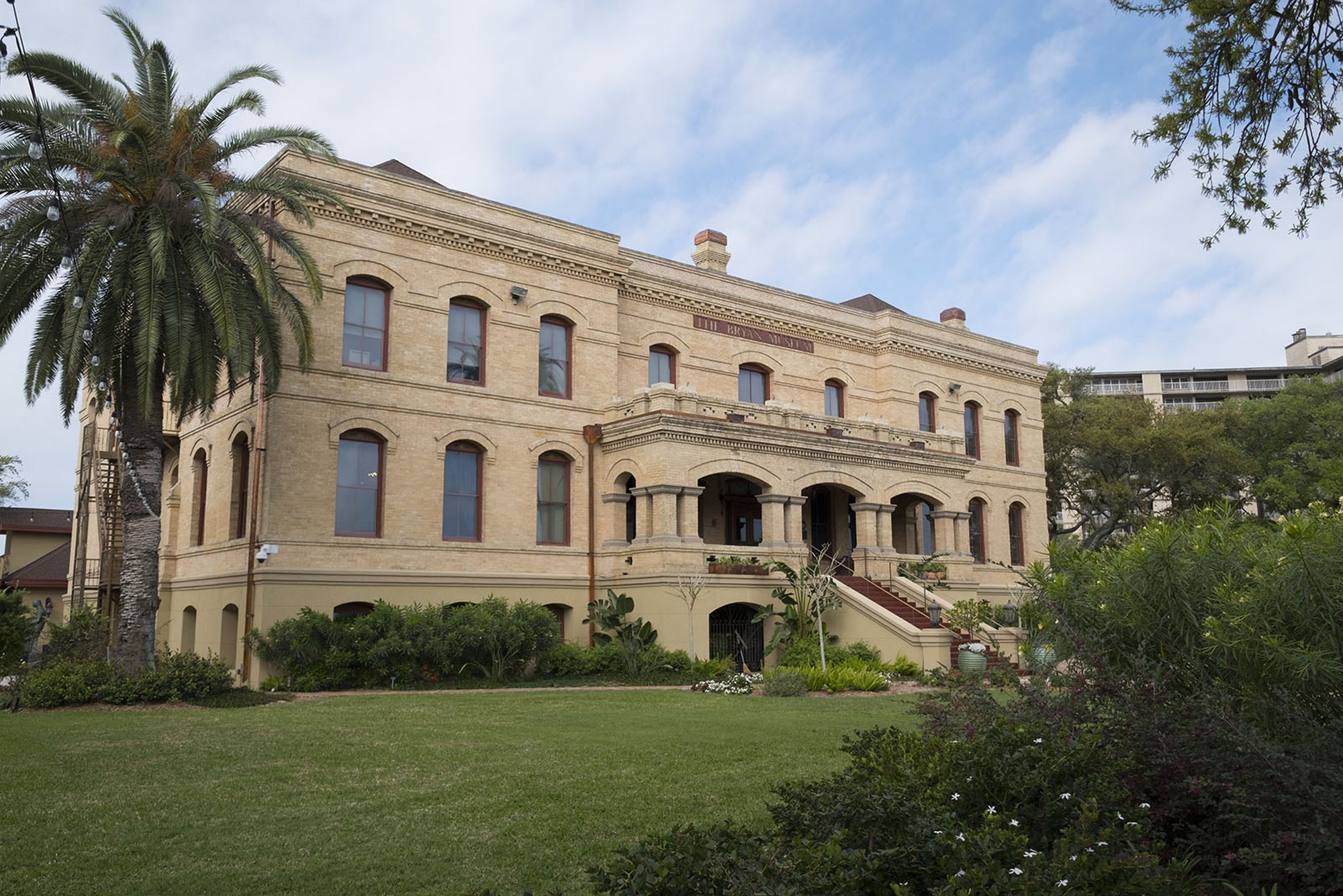 Galveston Island and the Bryan Museum
